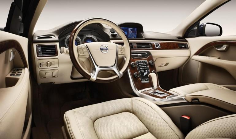 Volvo S80 Executive interiors