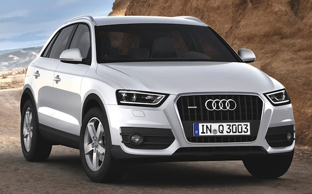 Is Audi planning Q1, Q4 and Q6 Crossovers?