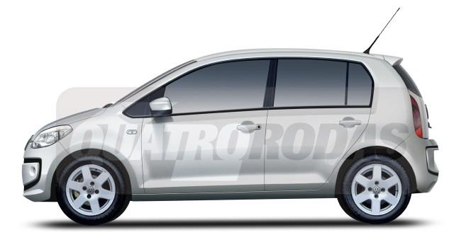 2012 VW Lupo