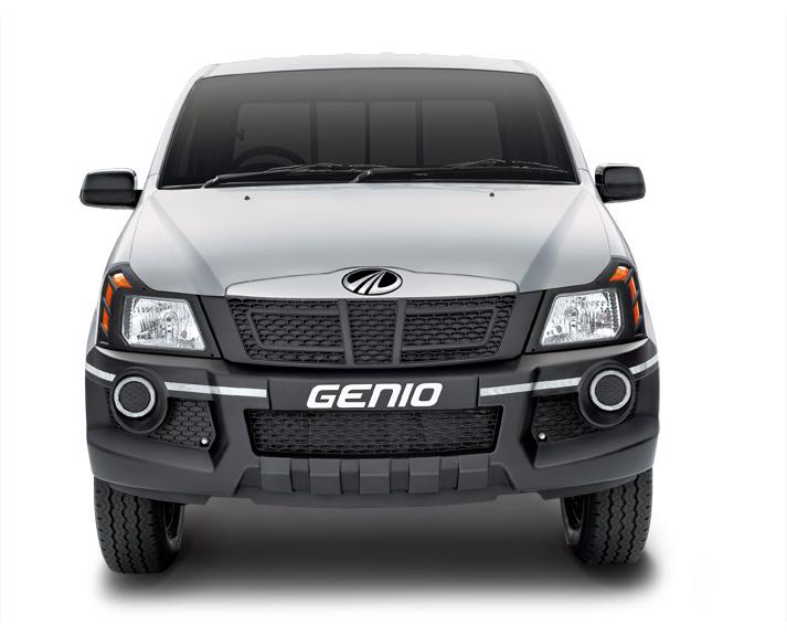 Mahindra Genio front