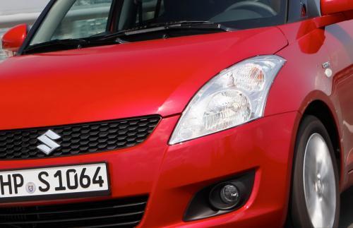 New Maruti Suzuki Swift front