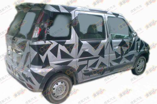 Suzuki Wagon R lengthened