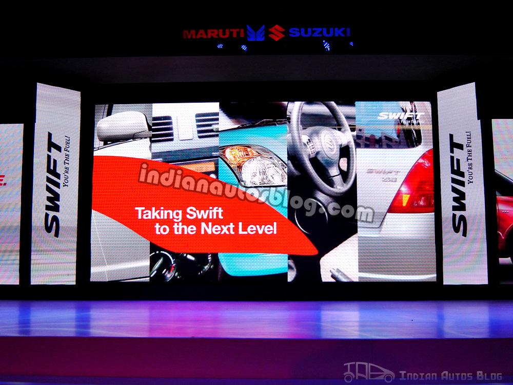 Maruti Suzuki Swift for India