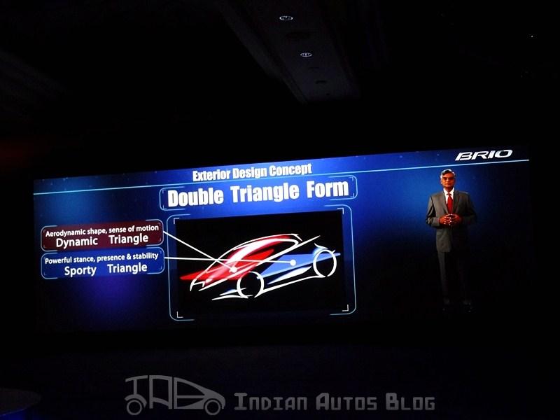 Honda Brio Presentation Slides