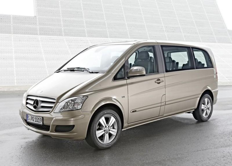 Mercedes Benz Viano 2011