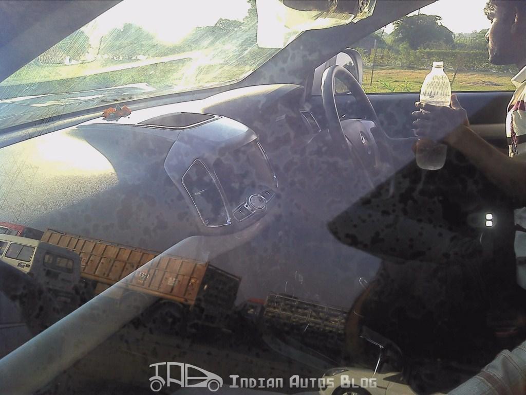 Chevrolet Captiva Facelift interior