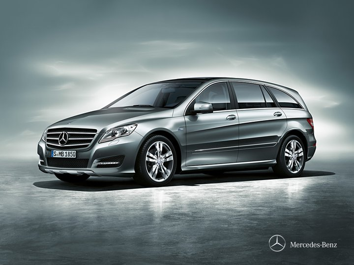 Mercedes Benz R-Class India