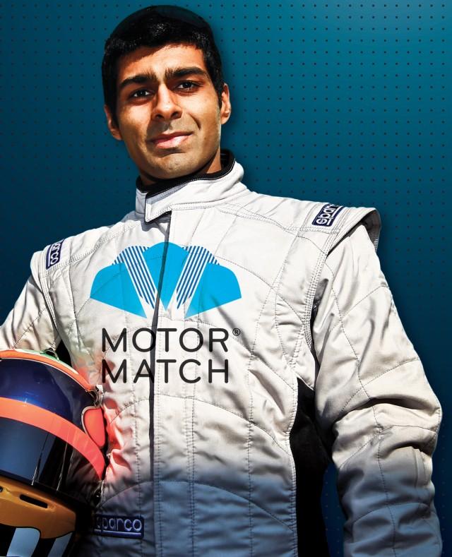 Motormatch Karun Chandhok
