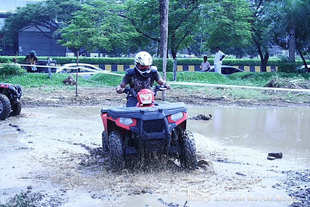 Polaris ATV sportsman 3