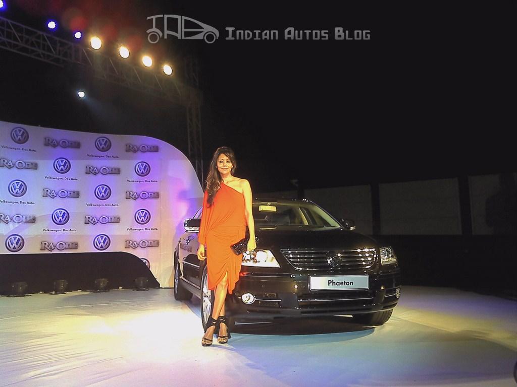 Volkswagen Pheaton Gauri Khan