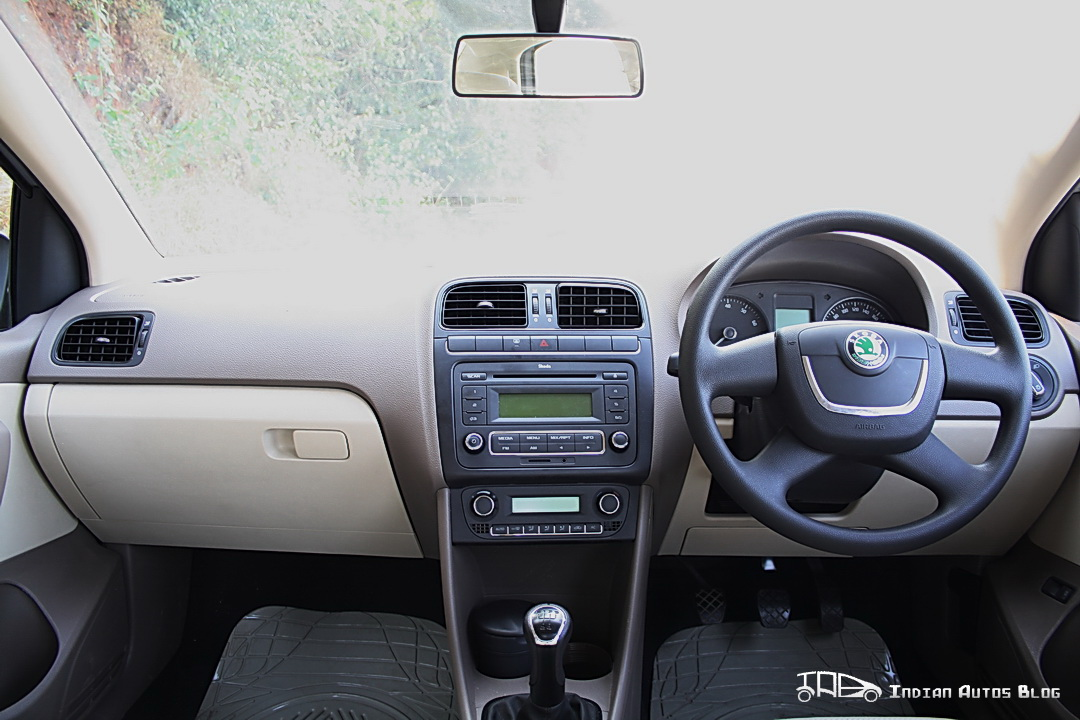 Skoda Rapid Review The Interiors And Features