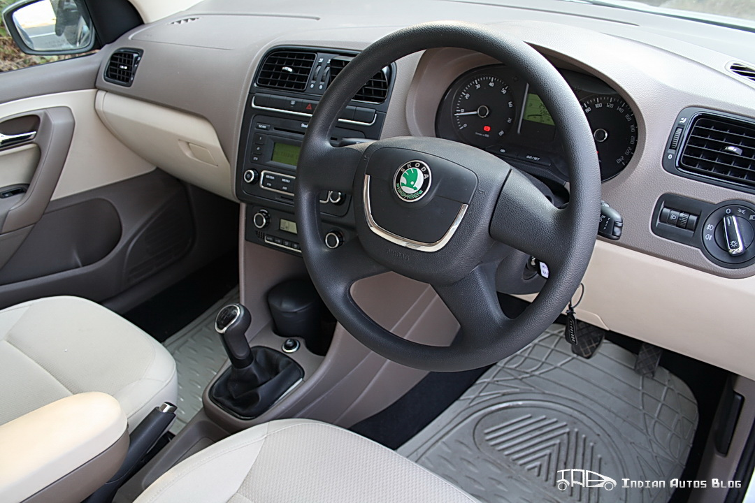 Skoda rapid review the interiors and features for Skoda rapid interior and exterior photos