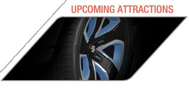 Maruti Suzuki Concept SUV alloy wheels