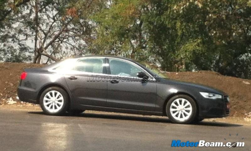 Audi A4 facelift India