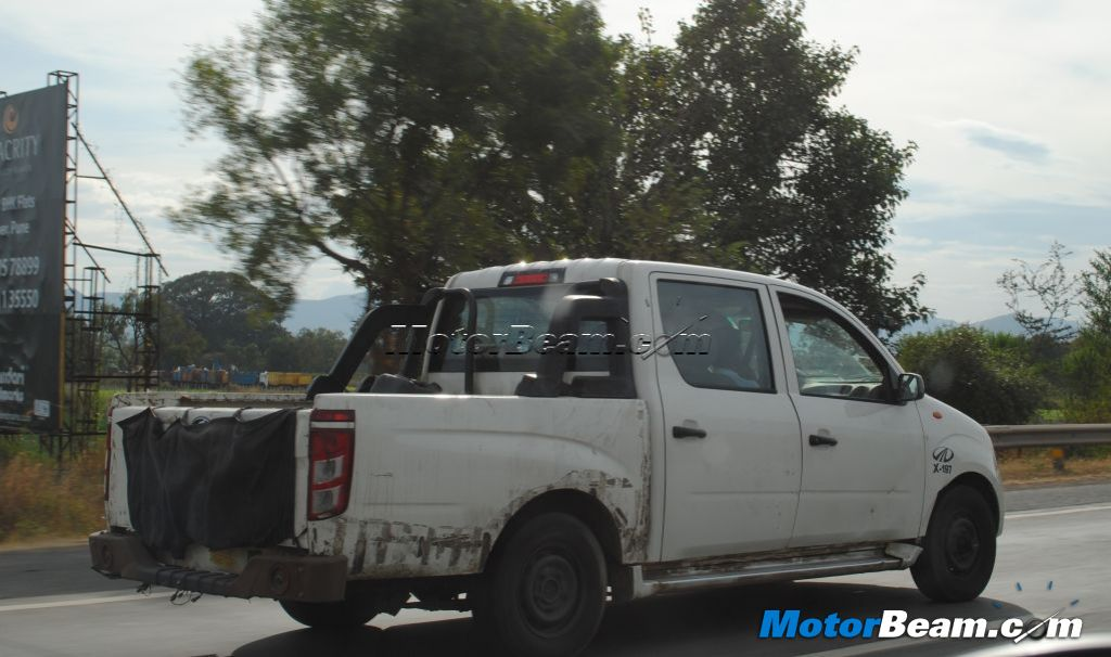 Mahindra Xylo pickup export model