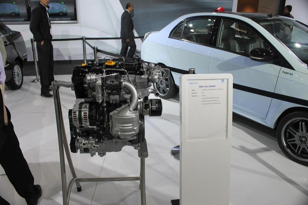 Tata 1-liter DICOR engine