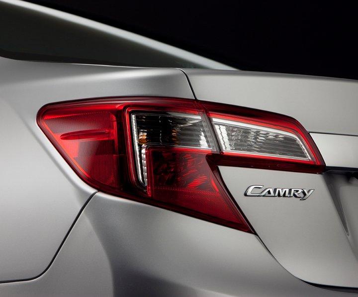 Toyota Camry tail light