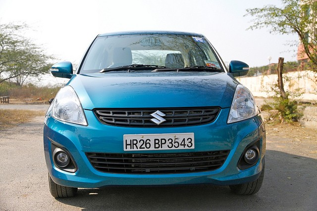 2012 Maruti Swift Dzire face