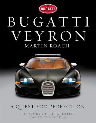 Bugatti Veyron Martin Roach