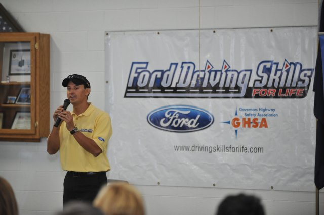 Ford Driving Skills for Life program