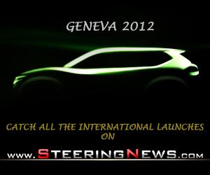 2012 Geneva Motor Show Steering News banner