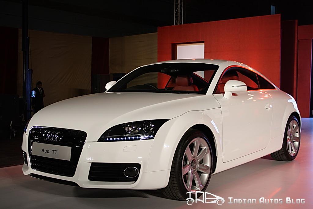 Audi TT Mumbai Launch
