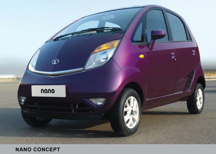 Concept Tata Nano