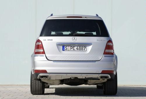 GL-Class Mercedes Benz rear