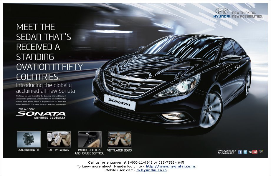 Hyundai Sonata India