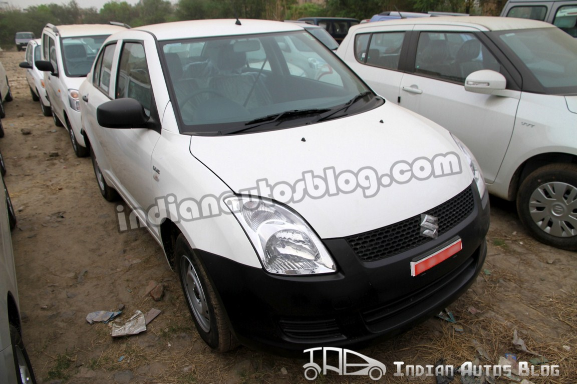 Maruti Swift Dzire Tour First Live Images Prices And Info