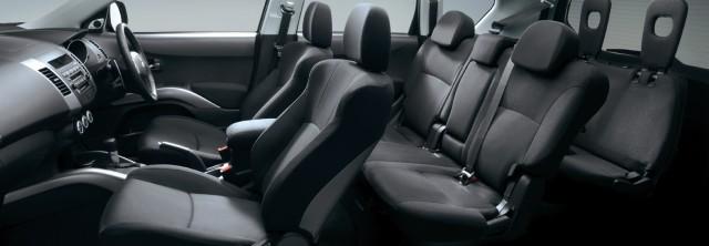 Mitsubishi Outlander 7 seater India