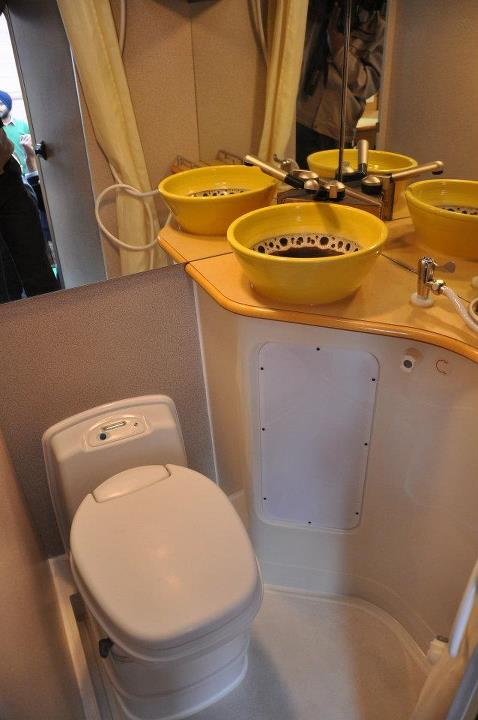 PCP Terra toilet