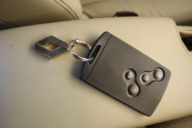 Renault Fluence Key