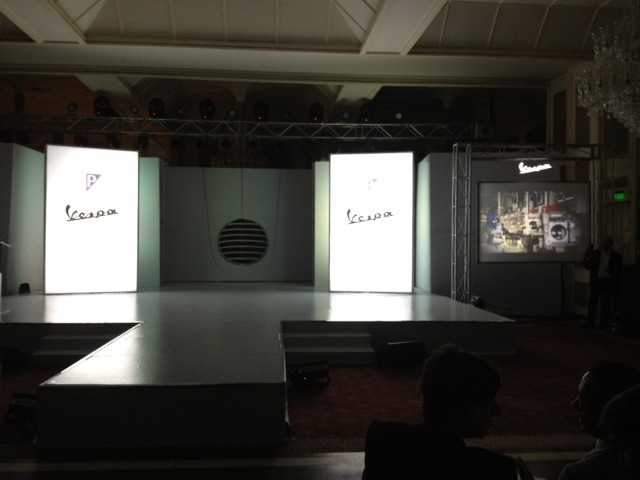 Vespa launch in Mumbai