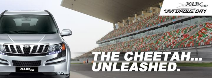 Mahindra XUV500 Cheetah Unleashed image