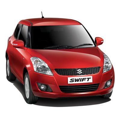 Maruti Suzuki Swift official image