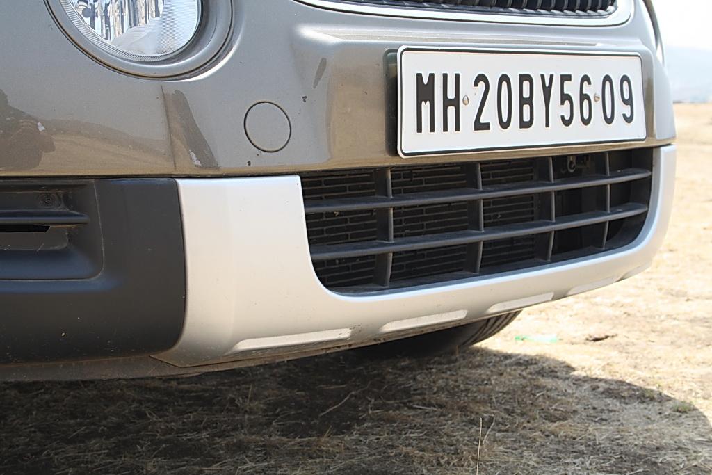 Skoda Yeti front bumpers