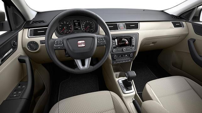2012 Seat Toledo dashboard