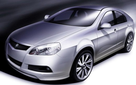 Changan V802 concept