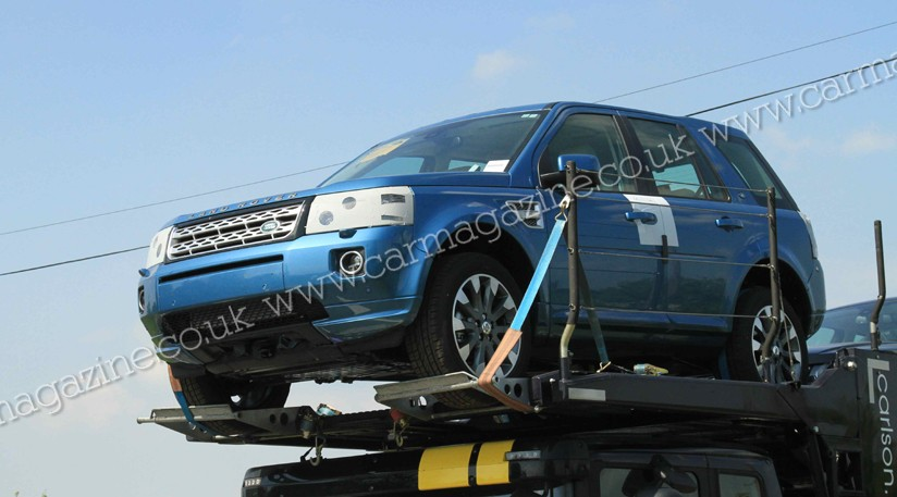 Land Rover Freelander 2 facelift