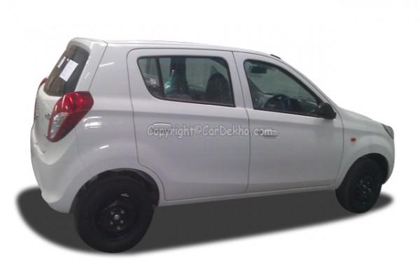 Maruti Suzuki Alto 800 side