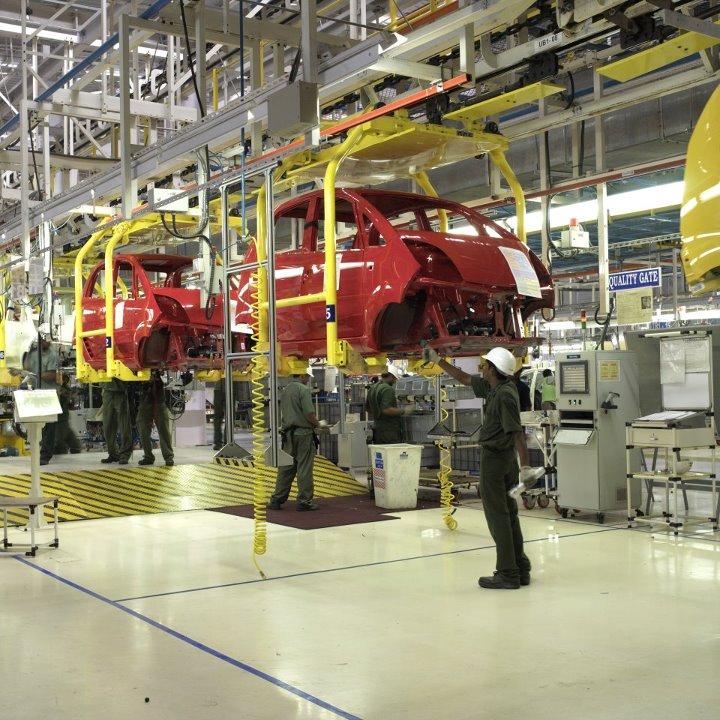 Mega Factories - Tata Nano