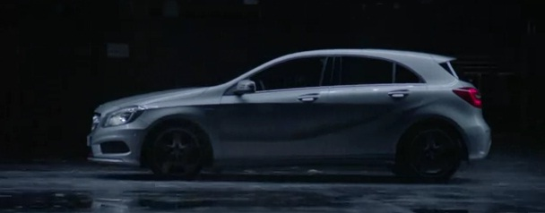 Mercedes Benz A-Class Youtube video