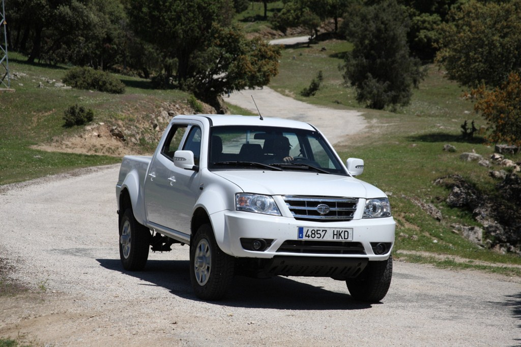 Tata Xenon launched in Spain