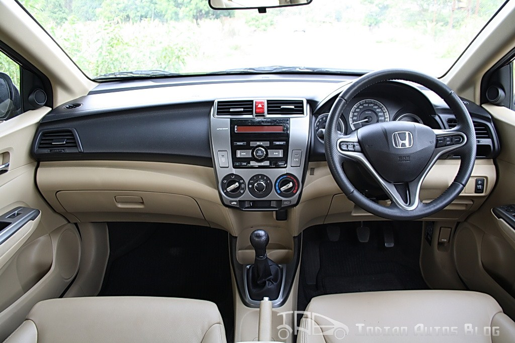 2012 Honda City Interior Review