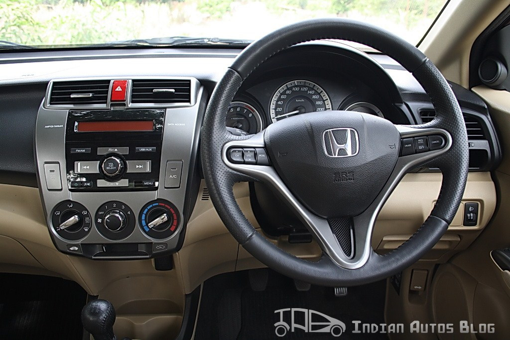 2012 Honda City Steering Wheel