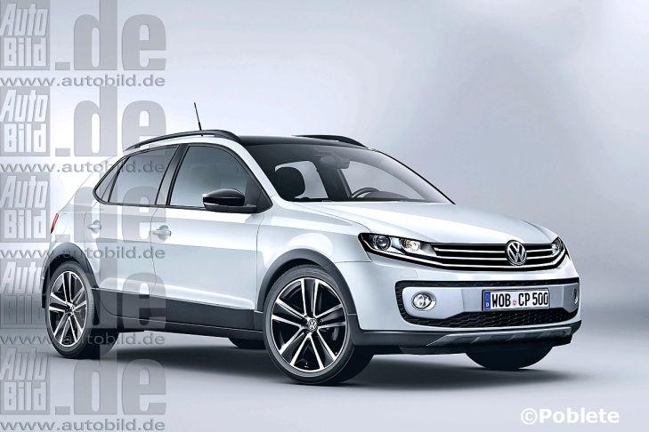 2015 Volkswagen CrossPolo
