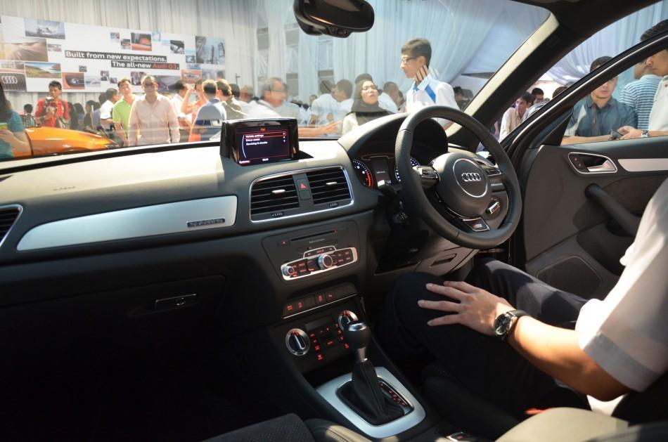 Audi Q3 Malaysia launch