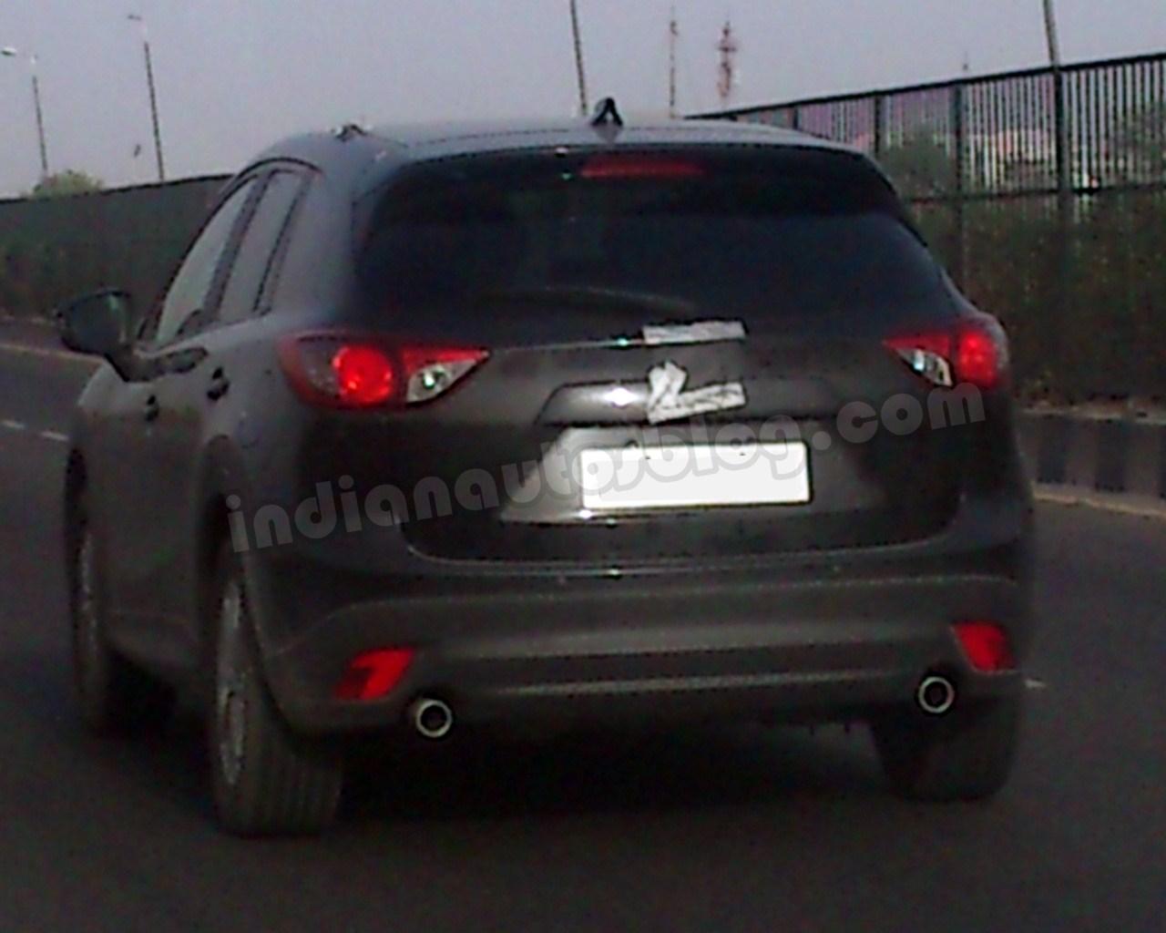 Mazda CX-5 in India