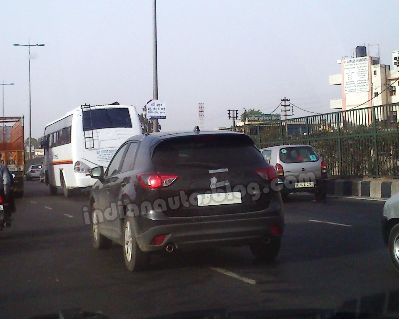 Mazda CX-5 India